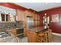 Home for sale at 7101 Kingsbury Boulevard, University City MO #STL #Kitchen #RealEstate