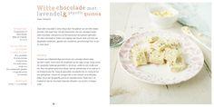 Witte chocolade kookboek Zoet van Blij Suikervrij, vegan en lactosevrij