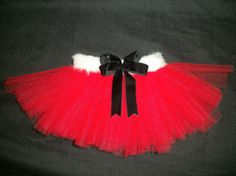Hey, I found this really awesome Etsy listing at https://www.etsy.com/listing/85130233/christmas-tutu-santa-baby-custom-made