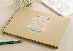 Gästebuch selbermachen