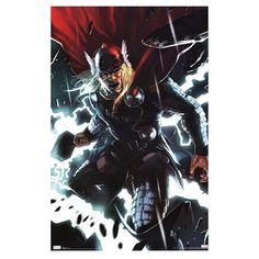 Thor Comic Poster