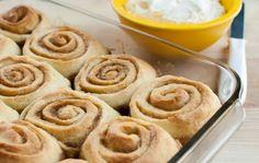 90 Minute Cinnamon Rolls