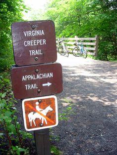 Image result for creeper trail va