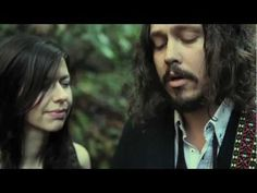 The Civil Wars-- My Father's Father, live from the California Redwoods. Sublime. Joy's singing and John's closing his eyes/watching her sing from 1:30-1:45... gets me every time.