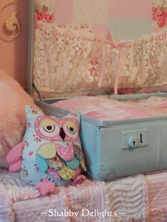 ~Shabby Delights~: ~Pink Saturday~ This might be for Veronica. ❤️❤️❤️