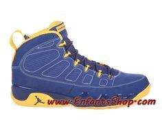 uk availability 562c4 3b5a5 Air Jordan 9 Retro Calvin Bailey 302370-445 Chaussures Jordan Basket Pas  Cher Pour Homme