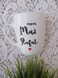 Super Mąż :) #slub #kubki #kubek #dlaniego #mug #mugs #wedding #idea #gift #komodapomyslow #husband #wife #marrige