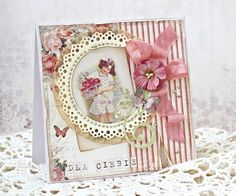 A card, featuring the From my Heart II collection