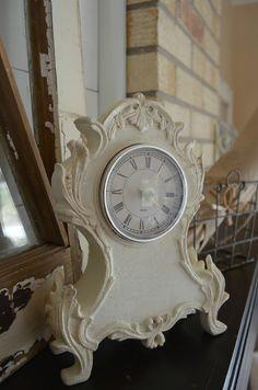 Farmhouse Clock