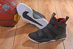 98f42522af7 Legit Cheap Nike LeBron Soldier 11 Bred 897644-002 - Mysecretshoes Lebron  James Basketball