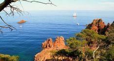 Holiday rental villas Cote d& Provence Alpes Maritimes, South of France Corsica, Provence, Villa With Private Pool, South Of France, Photos, Escapade Gourmande, Beach, Water, Garden