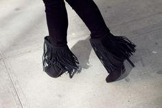 Fringe Boots                                                                             Source