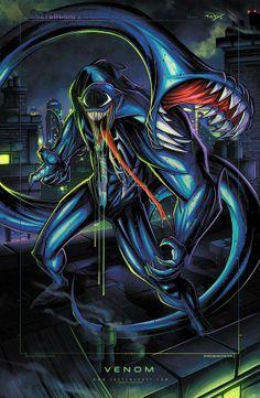 Venom by Rob Duenas