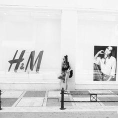 I`m in a creative mood today :p  #blackandwhite #memories #justme #H&M #black  #white #beautiful #beautifulplace #greece #memories #instapeople #instafashion #shopping #beautifulday