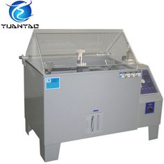 Salt spray chamber is applicable for various kinds material's surface salt corrosion treatment, such as after coating, electroplate, inorganic and organic membrane dermal, negative pole with anti rust oil treatment etc anti-corrosive treatment. Temperature And Humidity, Storage Chest, Salt, Environment, Surface, Stuff To Buy, Organic, China, Nature