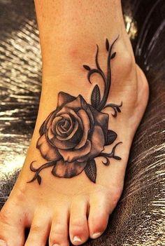 Top 15 Rose Tattoo Designs