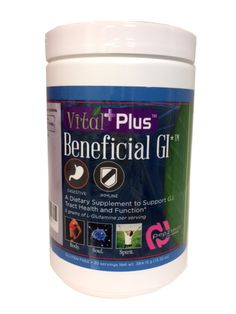 A dietary supplement to support G.I. Tract Health and Function.*