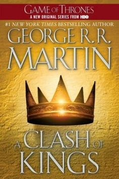 Book 2 in The Game of Thrones series
