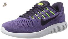 Nike Womens Lunarglide 8 Running Shoe 843726-502 Purple Earth (7.5) - Nike sneakers for women (*Amazon Partner-Link)