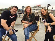 Stink, Chris Golic & Stacy Greenberg Espn