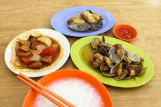 10 BEST TEOCHEW PORRIDGE 潮洲粥 STALLS IN SINGAPORE YOU HAVE TO HUNT DOWN NOW