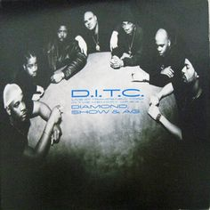 """D.I.T.C. : Diamond / Show & AG - Live At The Tramps New York """"In The Memory Of ..."""