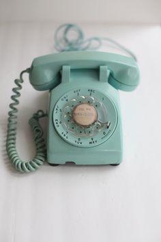 Esro es una telephono de la pasado que necesita esto circlo parar la numeros.