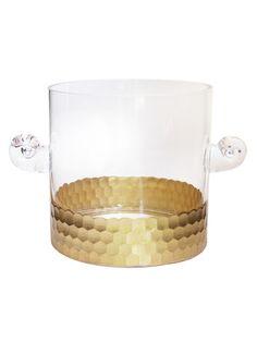 Daphne Ice Bucket on Gilt