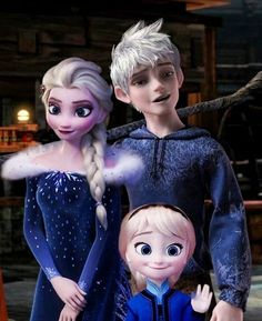 Image in Jelsa collection by Winter Frost on We Heart It Disney Princess Facts, Disney Princess Fashion, All Disney Princesses, Disney Princess Drawings, Disney Princess Pictures, Jack Y Elsa, Jack Frost And Elsa, Kawaii Disney, Cute Disney
