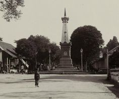 Jogjakarta old time