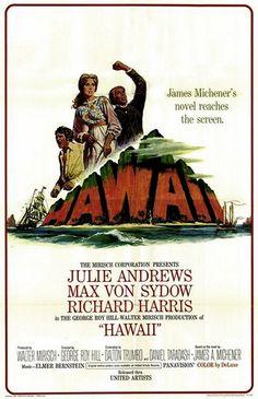 Hawaii (1966) - Julie Andrews, Max von Sydow, Richard Harris, Gene Hackman