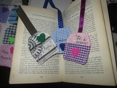 ** HECHO A MANO.CL **  bookmarks