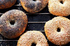 Zelfgemaakte bagels