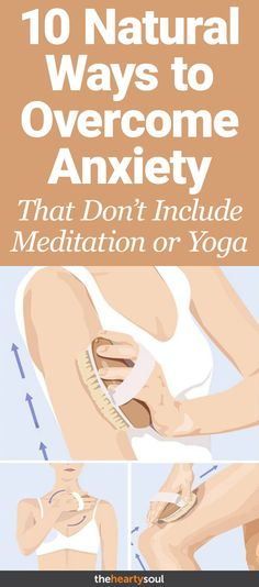 How to Relax to Reduce Stress and Anxiety that Don't Include Yoga or Meditation | The Hearty Soul