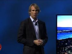 """What Michael Bay's Meltdown while presenting as a keynote speaker can teach us...good for a """"worst case scenario"""" group activity early in the semester (get details on assignment from Emily)"""