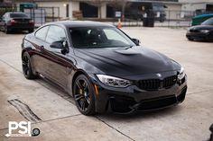 Black on Black BMW M4