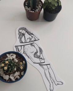 Venus tattoo drawing
