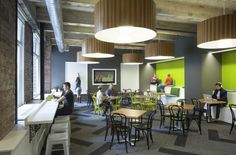 This San Francisco company walks-the-walk when it comes to its creative office space.