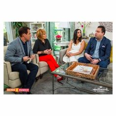 "Don't miss #Heal CEO Nick Desai and CMO Dr. Renee Dua on Hallmark Channel's ""Home and Family"" TODAY 10am!  #homeandfamilytv  #heal  #healapp"