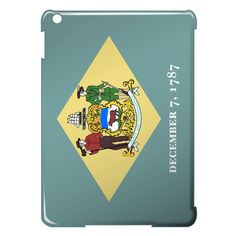 """Checkout our #LicensedGear products FREE SHIPPING + 10% OFF Coupon Code """"Official"""" Delaware Flag - Ipad Air Case - White - Ipad Air - Delaware Flag - Ipad Air Case - White - Ipad Air - Price: $69.99. Buy now at https://officiallylicensedgear.com/delaware-flag-ipad-air-case-white-ipad-air"""