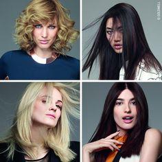 Sezonun trendlerini ve size en çok yakışan saç stilini öğrenmek için hemen bir Goldwell salonuna uğrayın!