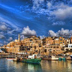 Jaffa, Israel, IMPRESIONANTE! http://www.travel-xperience.com/turismo-accesible/israel