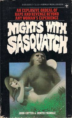 Squatch wants some snatch