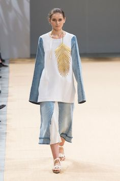 Cool, Light, Chic from PARIS FASHION WEEK | ZsaZsa Bellagio - Like No Other