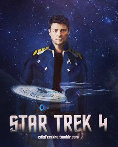 Hurry up! I'm ready for Star Trek Bones, Star Trek Reboot, Star Trek Cast, Watch Star Trek, Star Trek Series, Karl Urban Movies, Urban Star, Spock And Kirk, Star Trek 2009