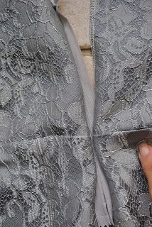 Handmade by Carolyn: lining up opposing seams in an invisible zip