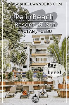 What to do in the Resort, Entry to Scuba Diving Place in Mactan is here, Overlooking Pool Palm Beach Resort, Resort Spa, Places To Travel, Travel Destinations, Online Travel, Cebu, Ultimate Travel, Staycation, Hotels And Resorts
