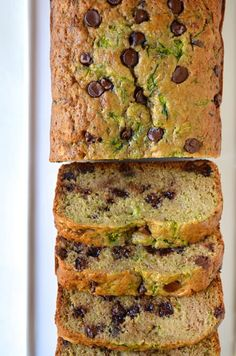 Transform zucchini into the ultimate treat with a quick and easy recipe for the best zucchini bread studded with chocolate chips.