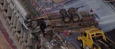InfoNavWeb                       Informação, Notícias,Videos, Diversão, Games e Tecnologia.  : Acidente grave: veículos capotam e provocam lentid...
