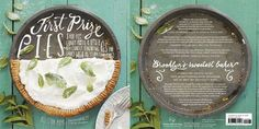 On the Creative Market Blog - 20 Gorgeously Lettered Cookbooks That Celebrate Food & Design